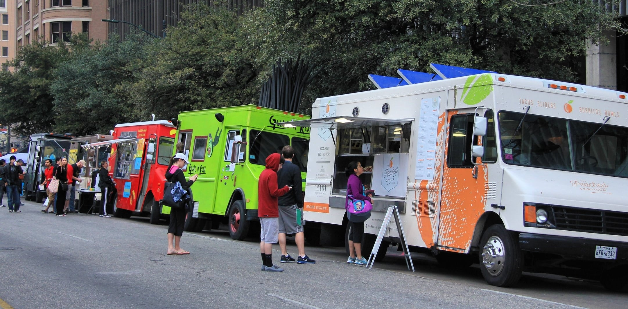 Top 10 Food Trucks in the U.S.